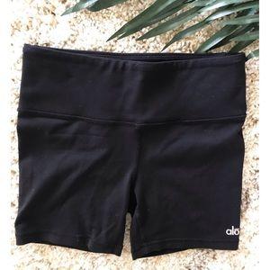 ALO Yoga High Waisted Shorts